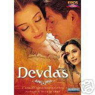 Indian Hindi DVD  Devdas  Shahrukh Khan Aishwarya