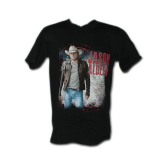 2012 Unworn NEW JASON ALDEAN T tee shirts MY KINDA PARTY Night train