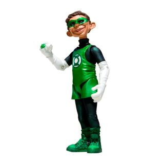 Just Us League Mad Alfred E Neuman As Green Lantern Action Figure *New