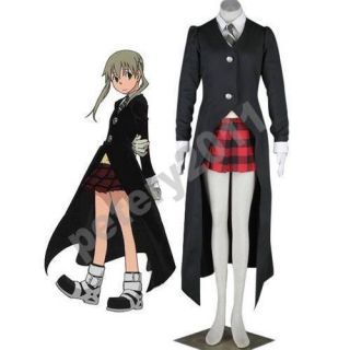 Soul Eater Maka Albarn Cosplay Costume All Size