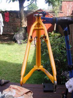 Specialized HardRock FS retro mountain bike frame 17 XC Aluminium