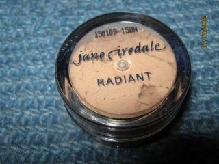 New Jane Iredale Amazing Base Loose Minerals Mini Tester Radiant