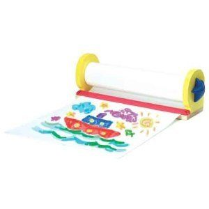 Alex Toys Table Top Paper Dispenser Kids Paint Paint