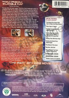spy kids 3 d game over collector s series new dvd original title spy