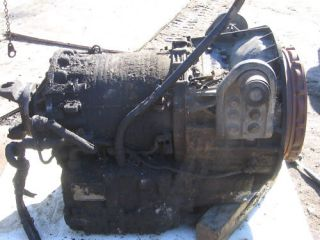 Allison HD4560 Automatic Transmission