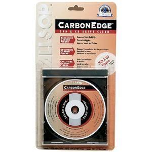 ALLSOP 23321 Carbon Edge PC DVD & CD Player Laser Lens Cleaner