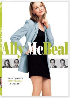 Ally McBeal The Complete First Season Boxset New DVD