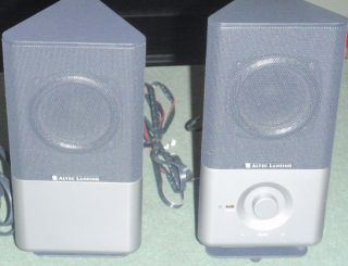 Altec Lansing 220 Computer PC Speakers
