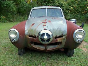 1950 Studebaker Bullet Nose Champion Project Gasser Hot Rod Rat Rod