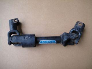 98 02 Pontiac Trans Am Steering Knuckle Intermediate Shaft