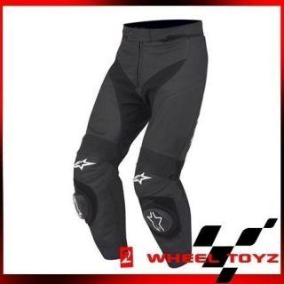 Alpinestars GP Plus Leather Pants Black Long Size EU 50 US 34