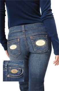 San Francisco 49ers Womens Denim Jeans by Alyssa Milano