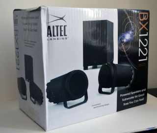 Altec Lansing BX1221 Computer Speakers