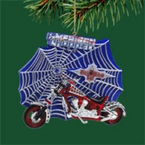 Bike Carlton Cards Ornament American Chopper TV Reality Series