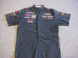 1990s Jimmy Prock Amato Racing NHRA Crew Chief Shirt