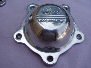American Racing Torque Thrust Center Caps Hot Rod