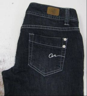 American Rag Cie Supper Skinny Womens Jeans Dark Blue Size 3 S