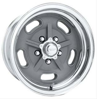 American Racing Salt Flat Special Gray Wheel 470677640