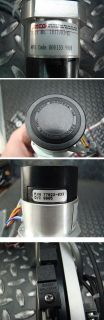 THK KR2602 200mm Linear Actuator, AMC PWM Servo Amp B12A6D, Renco