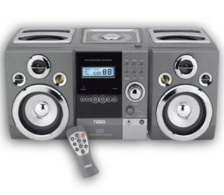 digital home stereo system cd player am fm radio nr
