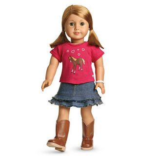 American Girl Doll New Western Riding Outfit For Dolls Brand New