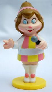 Chipettes Brittany Toy Wind Up Figure Alvin Chipmunks