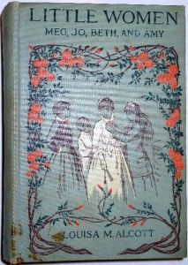 1896 Little Women Novel Louisa May Alcott 200 Illustrations by Frank T
