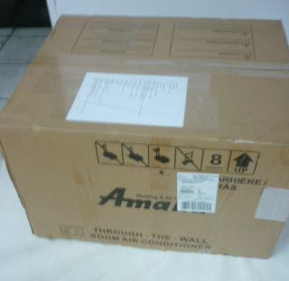 Amana PBH092E12BB Wall Unit Air Conditioner
