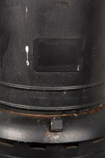 L97P Antique Montgomery Ward Parlor Stove Kerosene Heater