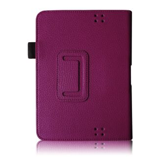 Kindle Fire HD 7 Leather Case Cover Car Charger Stylus Screen