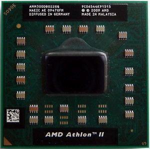Dell Inspiron M5030 Laptop CPUs Processor AMD P360 A60SGR22GM