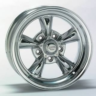 American Racing Torq Thrust II Polished Wheel 14 x7 5x4 75 BC