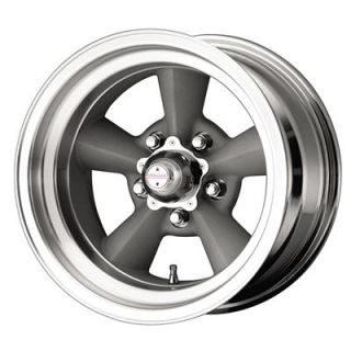 American Racing Torq Thrust Original Gray Painted Wheel 15x8 5 5x5 5
