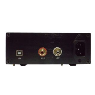 Audio PCM2706 CS4398 USB Input DAC Digital Analog Converter