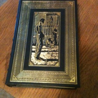 1986 Franklin Mint ANDERSONVILLE Kantor Gilt Cover Design Pulitzer