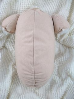 19 flesh doe suede cloth body 4 reborn baby doll kits 3/4 arms & full