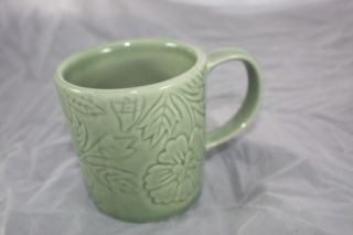 Maya Angelou Hallmark Solitude Mug Cup Sage Green Gift