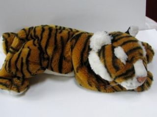 Animal Alley Tiger 26 Plush Stuffed Toy Bengal Striped