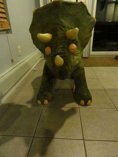 Playskool Kota Dinosaur Triceratops Ride on Interactive Animated Pick