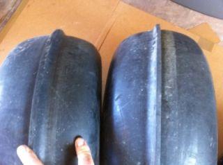 Front Mohawk Sand Paddle Tires 22x8x10 Wheels 4x156 Yamaha Banshee ATV