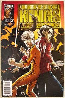 Comic Michael Jackson Bruce Lee Elvis Andy Kaufman Fight Ninjas