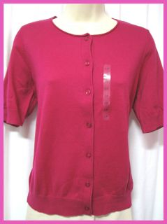 New Ann Taylor Womens Cotton Shirt Top Sz LP