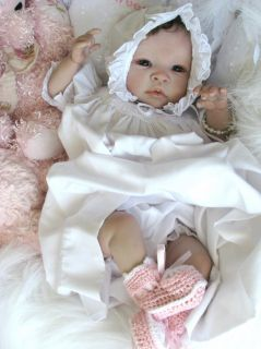Reborn Doll Baby Girl Annabella Aleina Petersons Shyann