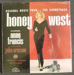 Honey West Anne Francis 1965 ABC Stereo LP SEALED