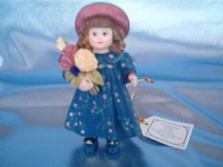Jan Hagara Collectables Mini Figurine Anne Marie