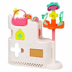 Littlest Pet Shop Rescue Tails Center Playset Hospital