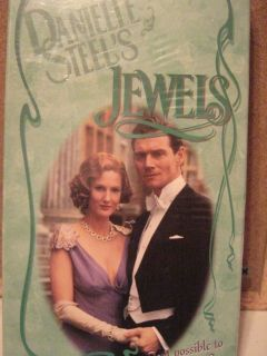 New Danielle Steels Jewels VHS Video Annette OToole Anthony Andrews