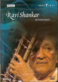 Ravi Shankar in Portrait Documentary Live Concert 2 DVD 032031086494