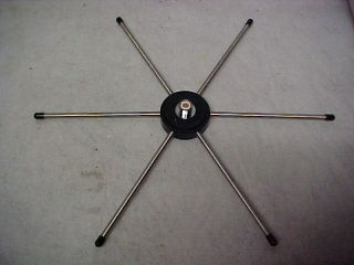 Wilson CB Ham Radio Antenna Mobile Magnet Ground Plane