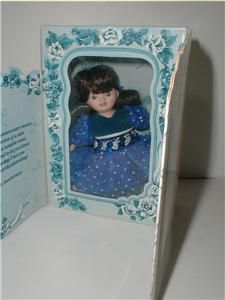 Marie Osmond Happy Anniversary Greeting Card Doll